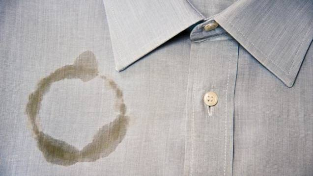 Get Oil Stains Out of Clothes