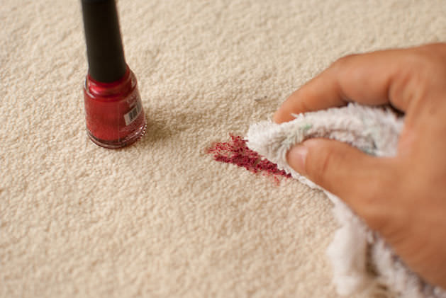 Oct 17,  · Apart from the regular nail polish remover, we can also use rubbing alcohol to remove nail polish stains. This is a particularly effective method if you spilled nail polish on your precious carpet. Requirements for this are rather simple; blunt knife, rubbing alcohol and detergent. Let us show you how to remove dried nail polish from carpet.