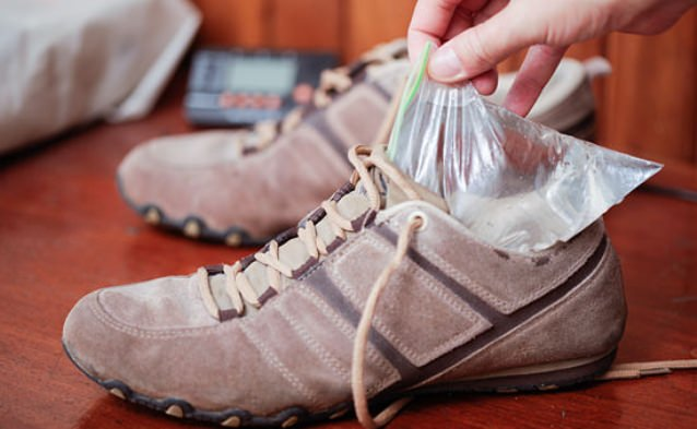 Soak Leather Shoes In Water To Stretch Them